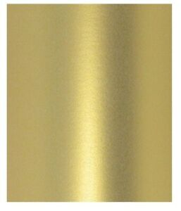 20 X MAJESTIC REAL GOLD COLOUR PEARLESCENT SHIMMER DOUBLE SIDED PAPER 120GSM