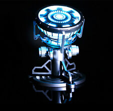 1:1 IRON MAN TONY ARC Reactor Prop Replica TOYS LEGEND Led Light Remote Control
