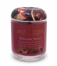 Soy Wax Heart Fruit Candles & Tea Lights