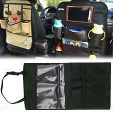 Kids Car Back Seat Hanging Bag Travel Storage Holder Organizer For Tablet Ipad