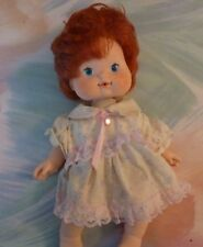 """Kenner 14"""" Strawberry Shortcake Baby Blow Kiss doll 1982 Am Greetings (Lot-C) F8"""