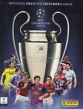 Panini Champions League 2011 2012 - 10 seleccionar