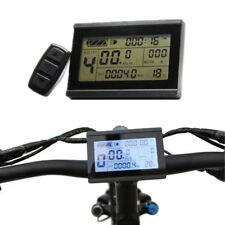 Universal 24-48V LCD3 Display Meter/Control Panel KT For eBike Electric Bicycle