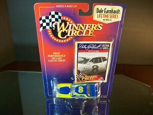 Dale Earnhardt #8 10,000 RPM Speed Equip 1975 Dodge Charger LifeTime Series