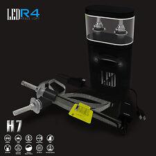 R4s alta tecnología h7 LED FAROS peras lámparas acondicionamiento, 90 vatios/10200 lúmenes