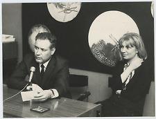 Paola Volpini et Rosanna Guerrini  Vintage silver print Tirage argentique  1