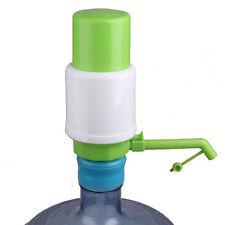 5 Gallon Bottled Drinking Water Hand Pump Press Manual Pump Dispenser Creative