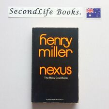 (Vintage) NEXUS #3, The Rosy Crucificion ~ Henry Miller (1971)