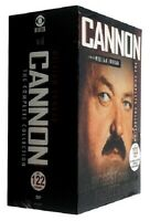 Cannon: The Complete Collection Seasons 1-5 DVD Set 31 Disc 122 Episodes new
