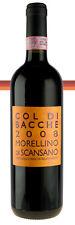 """12 bt. MORELLINO DI SCANSANO DOCG 2014 """" COL DI BACCHE """" COL DI BACCHE"""