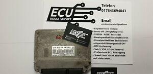 Motorsteuergerät ECU Siemens 03E906023B, 5WP40808, Simos 9.1 IMMO OFF / Clone*