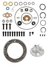 6.0L 05.5-07 Ford Powerstroke Turbo Rebuild Kit Billet Wheel Vanes