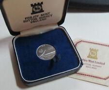 1976 el premio platino XXI Olimpiada Montreal 7.96 gr en Caja Con cert. de autenticidad escaso C