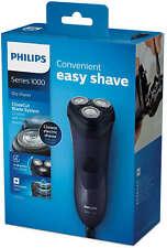 Philips Series 1000 Electric Corded Shaver Men Dry Facial Hair Beard Groom S1100