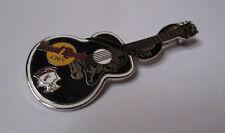 Broche Hard Rock Cafe London - guitare noire