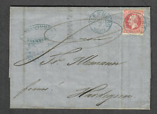 Hanover Sc#19 German States Cover