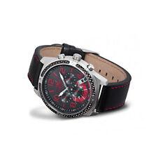 Armbanduhren im Luxus-Stil aus echtem Leder mit 12-Stunden-Zifferblatt