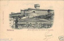 Italie - VOLTERRA - Antica fortezza ora ridotta ad ergastolo