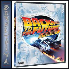 BACK TO THE FUTURE TRILOGY - 30TH ANNIVERSARY **BRAND NEW DVD BOXSET*
