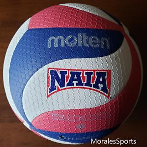 Molten FLISTATEC Volleyball -Official NAIA Volleyball V5M5000-NAIA US Seller