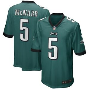 Philadelphia Eagles Donovan McNabb #5 Nike Men's NFL Game Retired Player Jersey