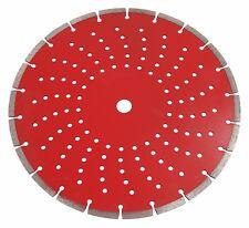 "12"" / 300mm Diamond Disc - Cured Concrete Tile Stone Medium Hard Brick & Masonry"