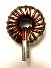 Toroid Core Inductor Wire Wind Wound 20 uH 65 Amp | FREE SHIPPING