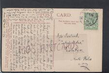 Genealogy Postcard - Garland - 'Cartref Melus', Prestatyn, North Wales RF5393
