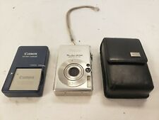 * Canon PowerShot SD450 PC1158 Digital ELPH 5.0 Megapixel Camera
