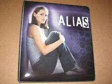 Alias Season 3 Trading Card Binder Album