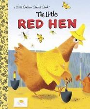 The Little Red Hen (Board Book)