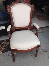 John Jeliff Renaissance Revival chair 1850's