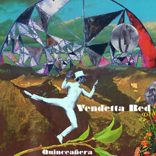 VENDETTA RED - QUINCEANERA CD  new full-length album from Seattle alt-rockers