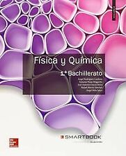 (15).FISICA QUIMICA 1ºBACH.(+SMARTBOOK). ENVÍO URGENTE (ESPAÑA)