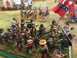 The American Civil War Miniatures *Factory Sealed* 108 Figures Eagle Games 2002