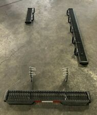 NEW Mercedes Sprinter Complete Running Board / Rear Step Kit - 2007-PRESENT