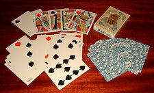 55 Playing Cards Repro Antique Poker Deck 1864 Civil War Era Old Time Photo Prop