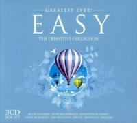 Greatest Ever Easy: the Definitive Collection, Various Artists, Audio CD, Good,