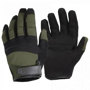 PENTAGON MONGOOSE GLOVES Mens Tactical Military Army Airsoft Combat Green
