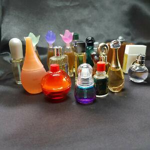 collection 19 miniatures parfum