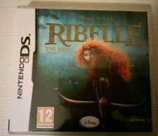 Gioco Nintendo DS Disney the Brave Ribelle Principessa Merida