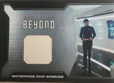 Star Trek Beyond BRC1  Relic Card Authentic Enterprise Ship Interior Material