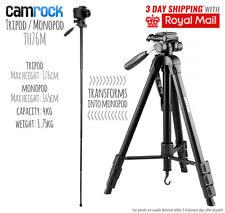 Camrock Tripod Monopod TH76M for Canon 550D 500D 60D 50D 7D 1000D 600D 700D 5D