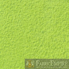 """GREEN Synergy Suede Headliner Upholstery Fabric 1/8 Foam Backed 60""""W Sold BTY"""