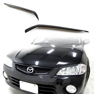 For Mazda 323 Protege Eyelids eyebrows 1998-2001 Paintable