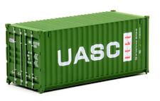 949-8076 - Walthers-h0-contenedor 20' - uasc-nuevo