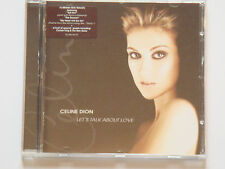 CD album LET'S TALK ABOUT LOVE - CELINE DION