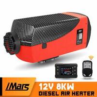 Parking Diesel Air Heater 12V 8KW Adjustable for Truck Bus Trailer Car Campervan
