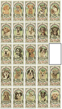 2019 Topps Allen and Ginter Mini Collectible Canines Pick Any Complete Your Set