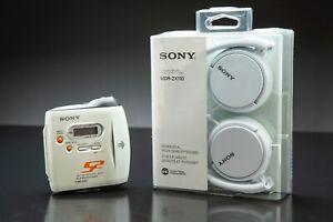 Sony MZ-S1 Minidisc Walkman Player/Recorder NEAR MINT! W/NEW HEADPHONES!